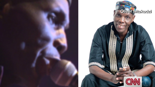Oliver Mtukudzi: Parents inspired me