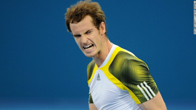 Andy Murray warmed up for the Australian Open by winning the Brisbane International.