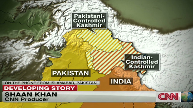 Pakistan: India crossed Kashmiri border