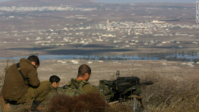 Israel to build fence along Syria border