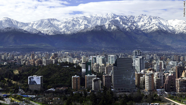 It's worth putting off Chile's other attractions a few days to get to know the best of Santiago's culture, food and pulsing nightlife.