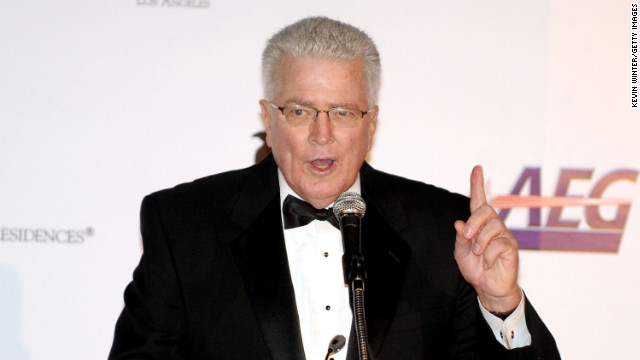 Huell Howser hosted a number of travel series on California television.