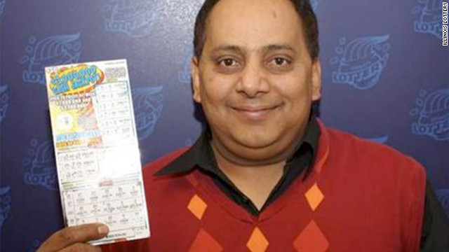 Confirmed: Lotto winner was poisoned