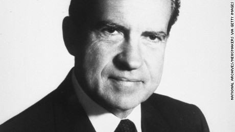 Richard Nixon's life and career