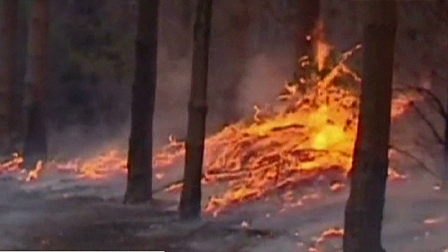 Hundreds of fires scorch Australia
