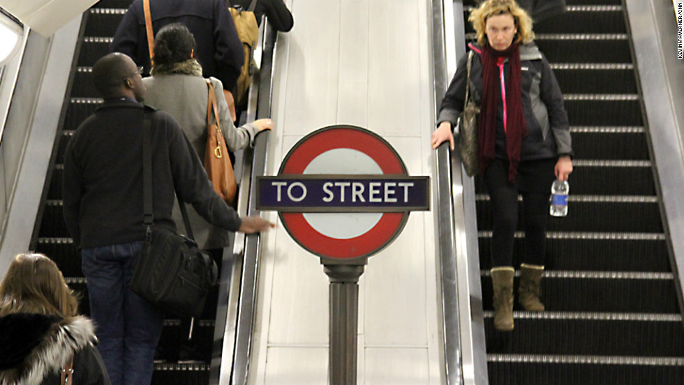 During the 2012 Olympic Games, the London Underground had its busiest ever day with 4.4 million passengers.