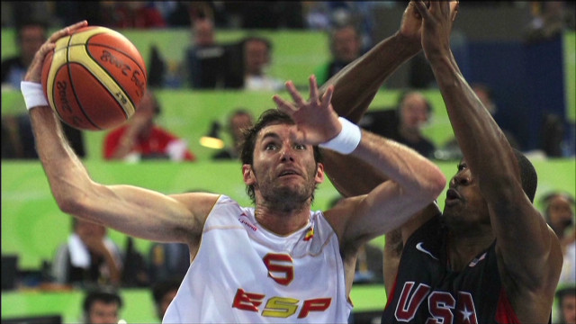 Rudy Fernandez: Basketball is my life