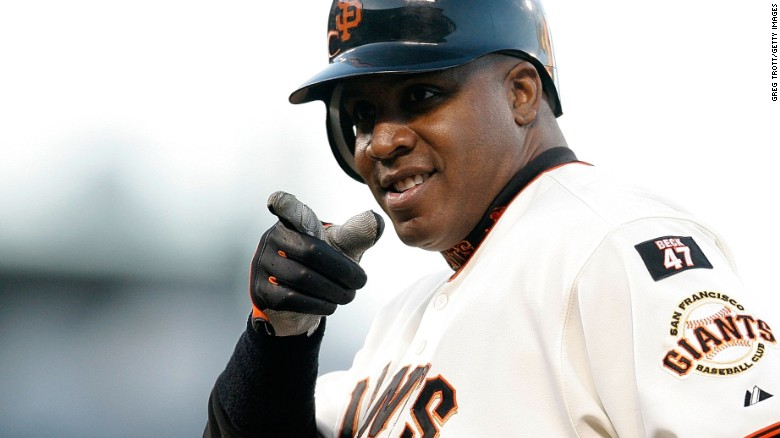 CNN Heres A Look At The Life Of Retired Baseball Player Barry Bonds Holder Major League Baseballs All Time Home Run Record