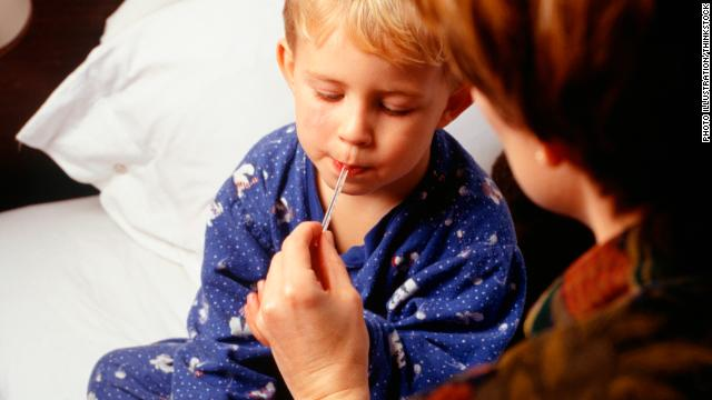 Sick kids? Skip the OTC cough and cold medicine