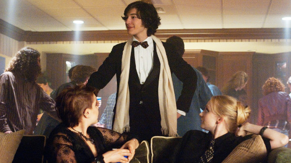 "In his September review, Peter Travers wrote, ""('The Perks of Being a Wallflower') is stolen, head to tail, by Ezra Miller,"" and other critics agreed. Yet the 20-year-old actor didn't receive a nomination for his role in Stephen Chbosky's big screen adaptation."