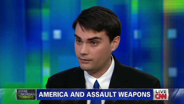 Ben Shapiro: Weapons resist tyranny
