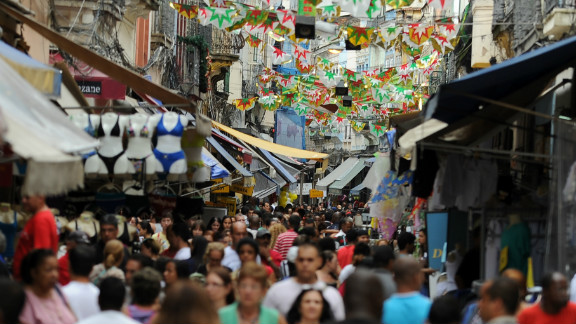 Economists are forecasting Brazil's economy will expand by 3.5% this year, but the figure could be lower.