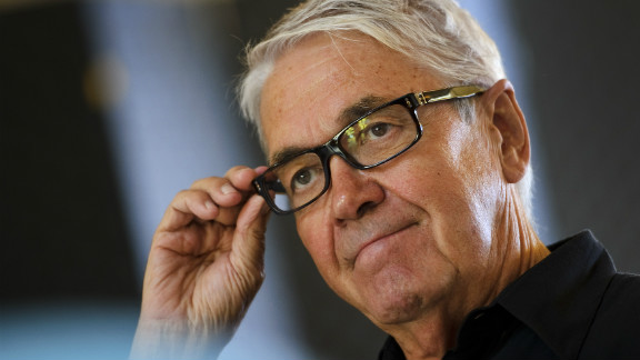 Claude Nobs had been in a coma following a skiing accident over Christmas.