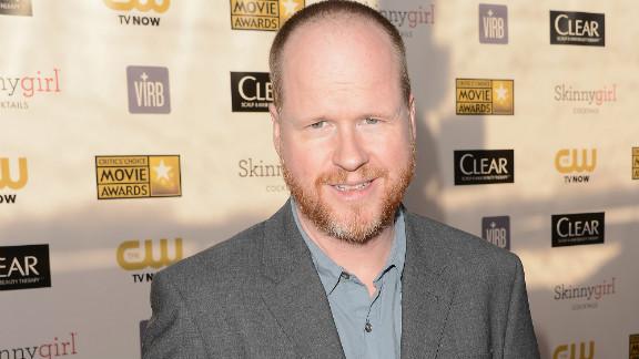 Joss Whedon attends the 18th Annual Critics' Choice Movie Awards held at Barker Hangar on January 10, 2013 in Santa Monica, California.