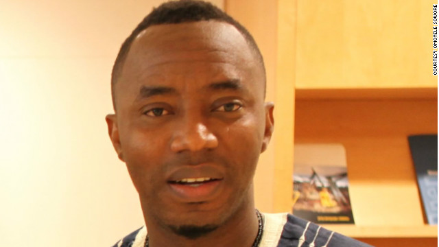 Omoyele Sowore has decried corruption and poor governance in Nigeria.