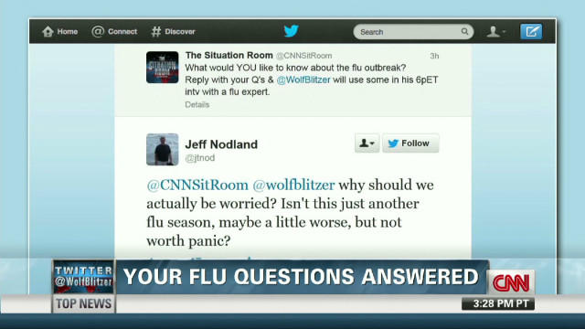 Your flu questions answered