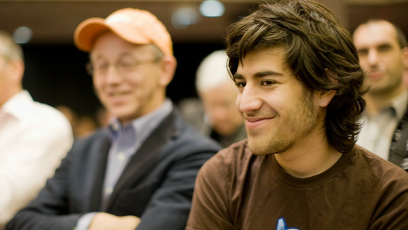 Aaron Swartz, the Internet political activist who co-wrote the initial specification for RSS, was found dead at age 26.
