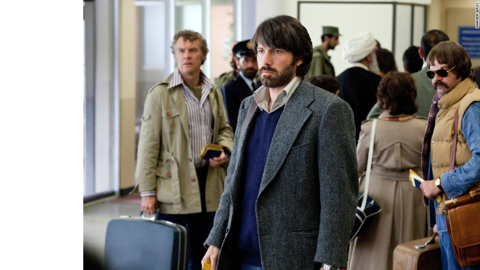 "While some pegged Steven Spielberg's ""Lincoln"" as the drama to contend with in this category, Ben Affleck's ""Argo"" picked up the win."