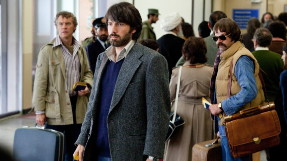 """""""Argo"""" claimed the Best Picture award after Ben Affleck was denied a directing nomination."""