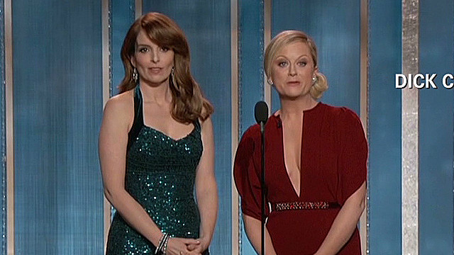 Must-see moments from the Golden Globes
