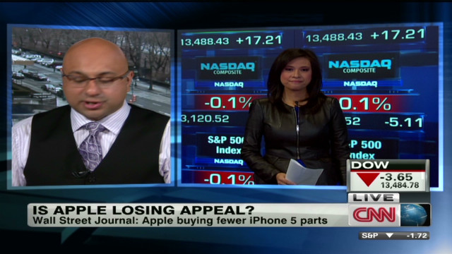 Is Apple losing its appeal?
