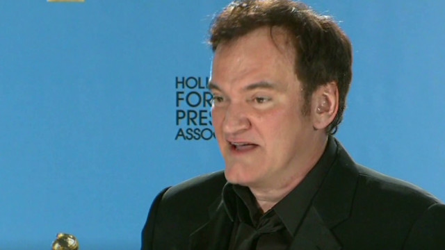 Tarantino: Why I used 'N-word' in film