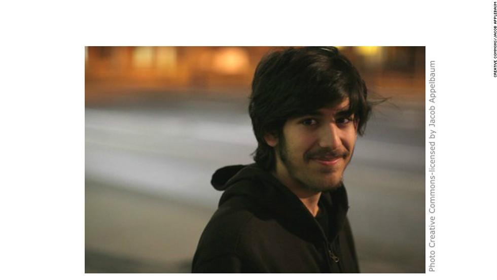 How Aaron Swartz helped build the Internet - CNN