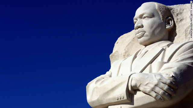 Martin Luther King, Jr. Day is a National Day of Service. How will you make an impact?