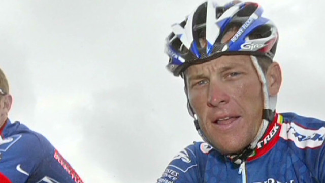 Why did Armstrong do interview now?