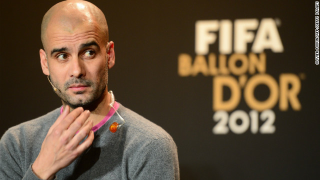 Former Barcelona coach Josep Guardiola will take over at Bayern Munich next season.