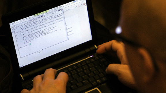 A U.S. programmer was fired after it was discovered he outsourced his work to China.