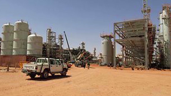 Dozens of hostages were killed in the takeover of the In Amenas facility in the Sahara Desert.