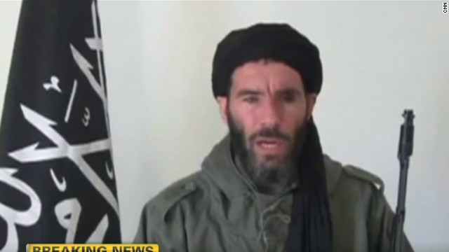 Who is Moktar Belmokhtar?
