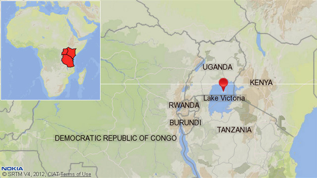 Map Of Africa Lake Victoria.Lethal Weather On World S Most Dangerous Lake Cnn