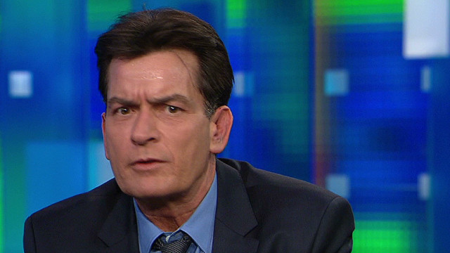 2013: Charlie Sheen: Steroids 'made me crazy'