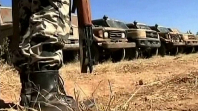 France beefs up troop number in Mali