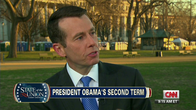 Previewing Pres. Obama's second term