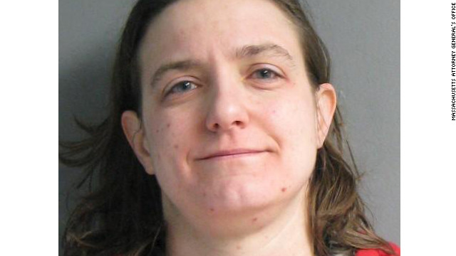 Sonja Farak, 35, has been accused of mishandling drug evidence, the attorney general's office said Sunday.