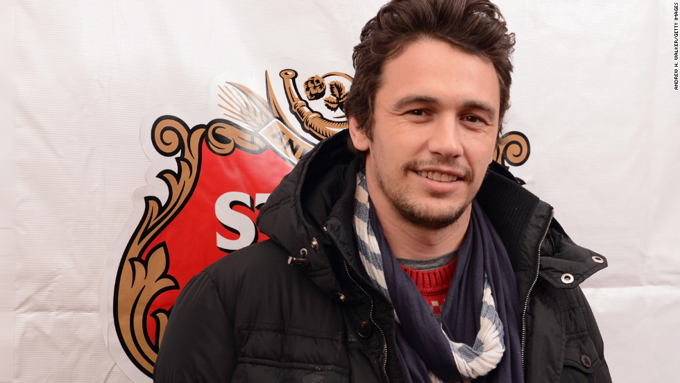 James Franco at Village at the Lift.