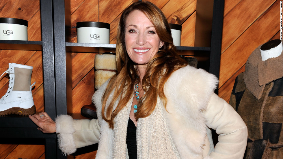 Jane Seymour at Village at the Lift.
