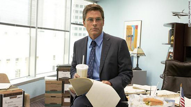 Rob Lowe: Casey Anthony trial a circus