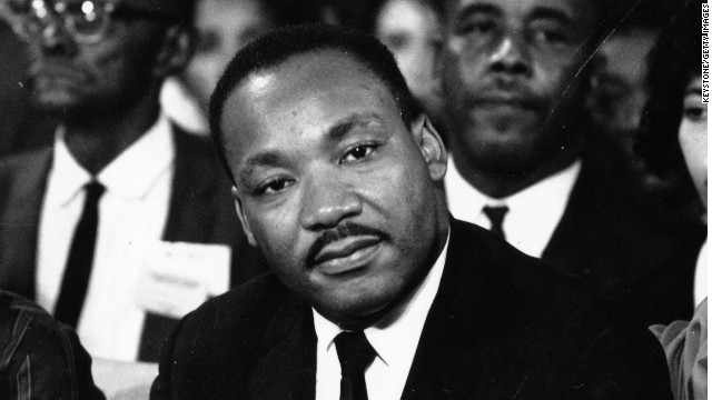 MLK Day: Voices from King's hometown