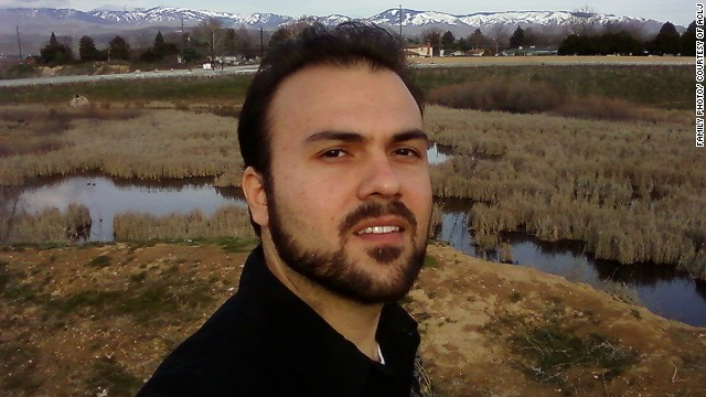 Imprisoned American left behind in Iran