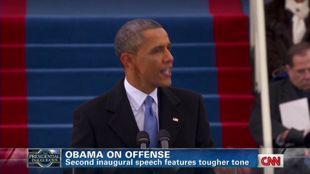 Was President Obama's address partisan?