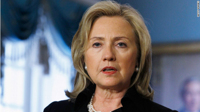 Clinton's role in global diplomacy