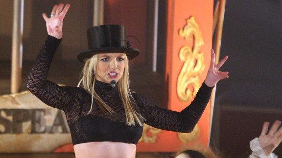 """Britney Spears has been known to lip-sync in order to keep up with her intricate and fast-paced dance routines. The pop star got <a href=""""http://www.youtube.com/watch?v=vkoqE_S6ZDM"""" target=""""_blank"""" target=""""_blank"""">caught in the act </a>on her """"Circus"""" tour in 2009."""