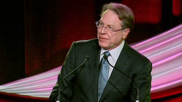 NRA responds to inaugural address, accuses Obama of name calling