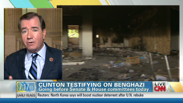 Rep. Royce looking for 'why' in Benghazi
