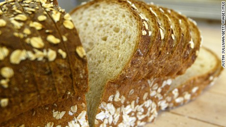 Whole-wheat bread and other 'healthy' foods diet experts avoid