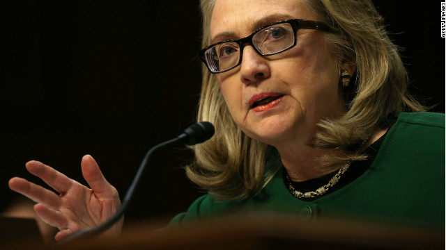 Clinton testimony emotional, fiery